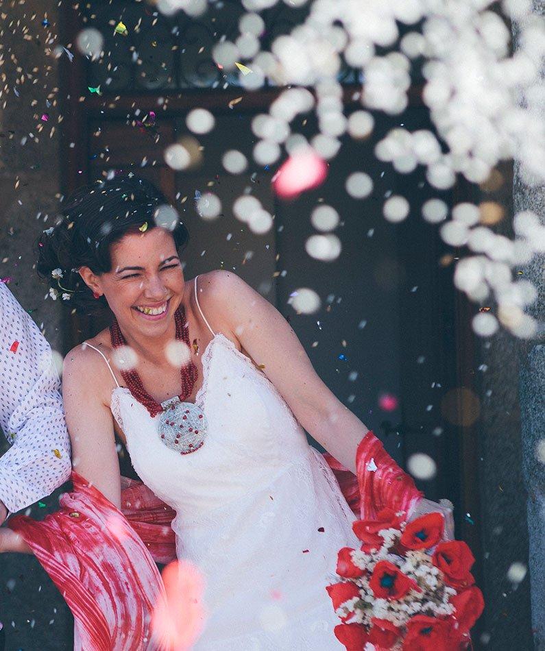 boda perfecta ramo de papel