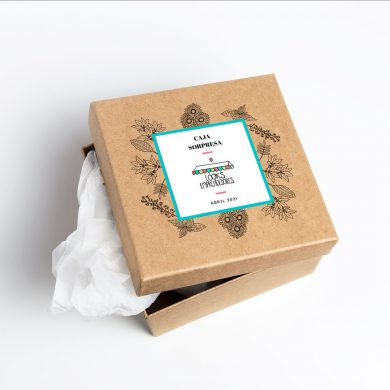 caja sorpresa looks emprendedores